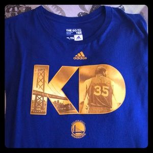 Kevin Durant Adidas t-shirt